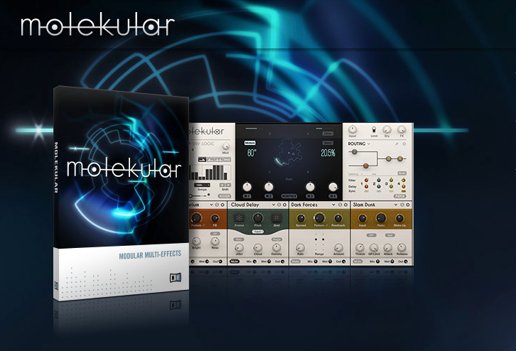 Molekular – Modular Multi-Effects