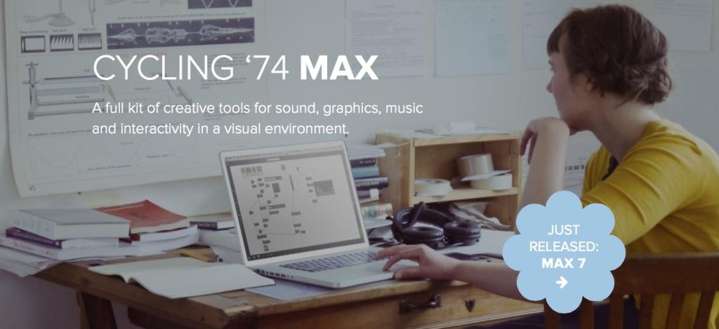 Cycling74 Max 7