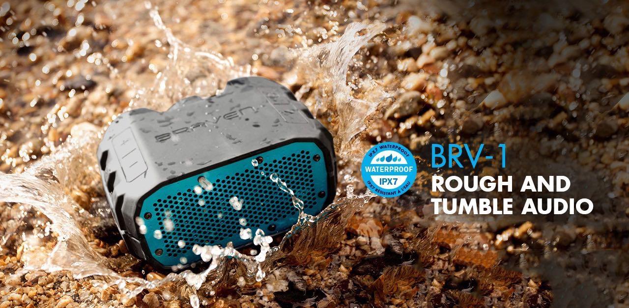 ทดสอบความกำยำลำโพง Braven BRV-1 ลำโพงกันน้ำ แกร่งที่สุดในปฐพี