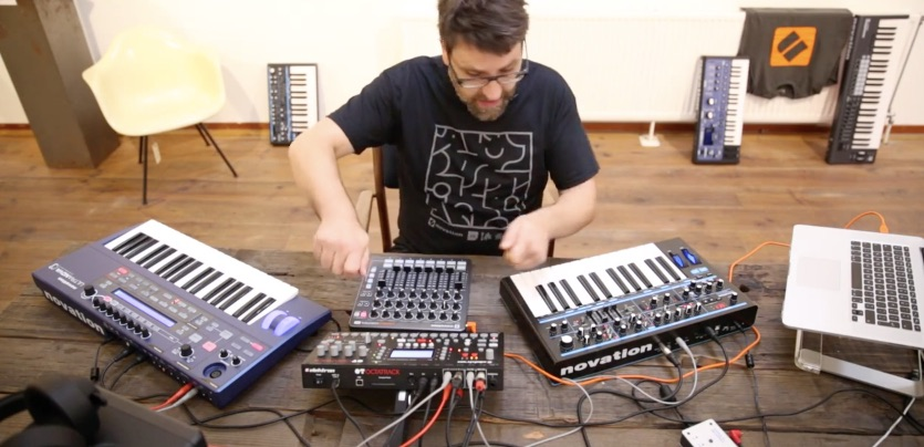 Novation____Project_CALC__All_Hardware_Setup__-_YouTube